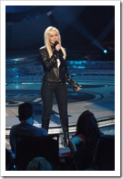 Kellie Pickler performs on April 11 (8:00-9:00 PM ET/PT) on AMERICAN IDOL.