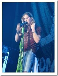 Adkins/Carroll Concert Report
