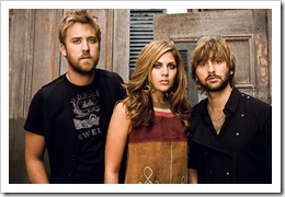 Lady Antebellum Concert May 2