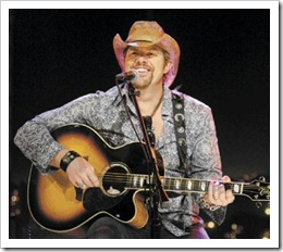 A bit of country music news