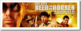 Toby Keith's movie headed for theaters near you!